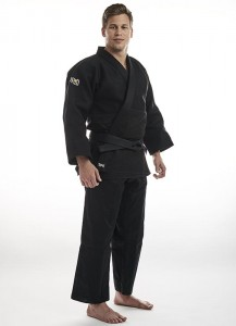 Judoga Ippon  Gear HERO czarna