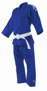 Judoga adidas Evolution II Niebieska (J250BE)