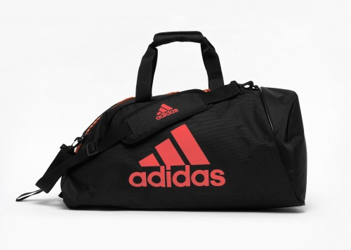 adiACC052 - 2IN1 BAG  - BLACK-SOLAR RED - FRONT.jpg